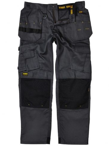 Dewalt Pro Tradesman Trousers (Grey / Black)